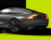 What if? Bmw z4 Design from my 3d old generic model