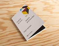 Hayri Esmer Catalog Design