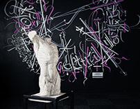 Caligraffiti collection. Set 4