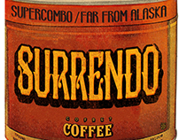 Supercombo & Far From Alaska - Surrendo Single Cover