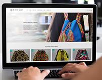 Wayuu Made E-Commerce Website