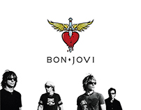 Bon Jovi - Infographic