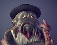 Zé Polvinho - 3D Character