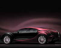 Bugatti Super Sedan Concept