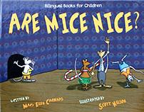 Bilingual Children's Book