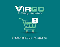 Virgo E-Commerce website (Concept)