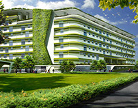 Green Building Benefits for Serene Future