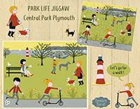 Park life design