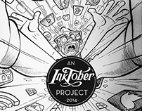 Inktober sketches 2014