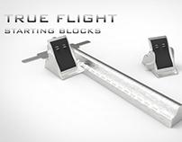 TRUE FLIGHT: Starting Block Concept
