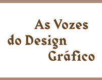 Museografia | As Vozes do Design Gráfico