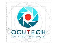 Ocutech, Brand Guidelines design (2015)
