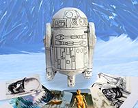 R2-D2 - Ralph McQuarrie