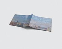 Art exhibition album design