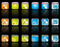 Thermo Fisher - App Icons
