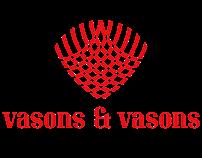 Vasons & Vasons Logo