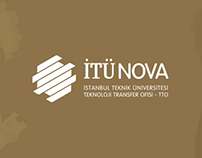 İTÜNOVA TTO - Branding, Concept and Web Design