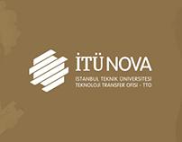 İTÜNOVA TTO - Branding, Concept and Web Design