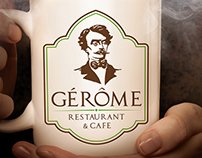 Gérôme Cafe