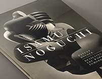 Identity/Brand Package: Isamu Noguchi Exhibitition