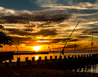 Grand Marriott Sunset 01-23-18