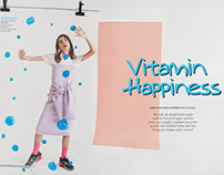 Cosmo Girl Indonesia November'15 - Vitamin Happiness
