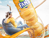 Fanta - It all starts with a sip!