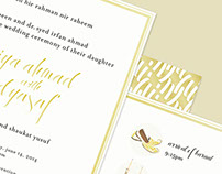 Imad + Naajya Wedding