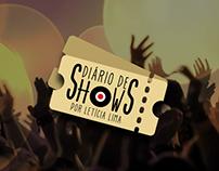Diário de Shows | Social Media Kit