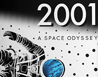 2001: A Space Odyssey Redesign & Experience