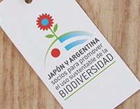 Logo y folleto para JICA (Fusión Boutique Creativa)