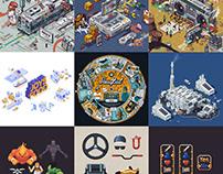 2020 Illustrations