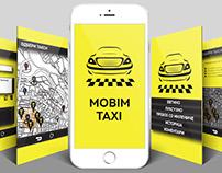 COMMUNICATION DESIGN - MOBIM TAXI