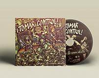 Music album Design - ¡Tomar Control!