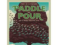Paddle & Pour