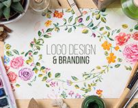 Logos Design & Branding