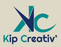 Logo for kip Creativ'