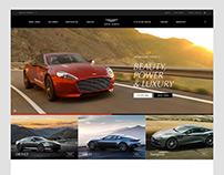 Aston Martin Interactive Experience