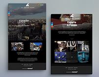 "Web Documental ""España Decide"" - 20 D"