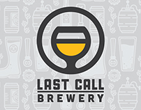 Last Call Brewery Identity and Branding