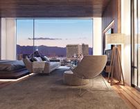 Las Vegas Hotel Concept by Atelier Monolit