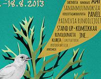 Visualisation for Oulun Muusajuhlat festival