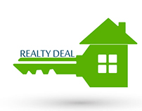 Realty Deal Realstate Logo