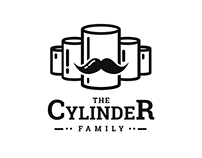 Logo for The Cylinder Family