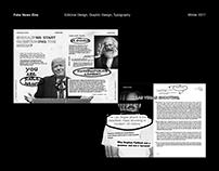 Fake News Zine