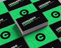CONTROLE ESPORTIVO - Projeto de Branding
