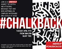#CHALKBACK at UCSD