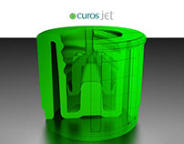 Ivera Curos Jet Cap - 3D animation