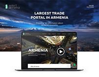 Select Armenia / Trade Portal
