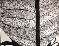 Microscopic Leaf